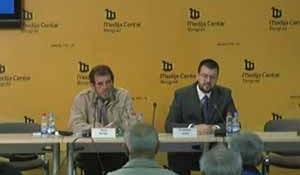 Конференција за новинаре о домету и последицама дебате у УН о Међународном трибуналу за ратне злочине за бившу Југославију