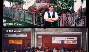 Okupacija u slikama, Pakrac, maj 1995 i logor za Srbe u Belovaru posle operacije Zpadna Slavonija,maj 1995.