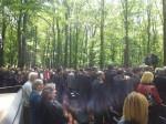 Detalj sa komemoracije, Donja Gradina, 27.04.2014. Foto:DIC Veritas