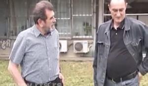 Savo Štrbac i Slobodan Berić, izjave povodom Svetskog dana izbeglica, RTS, 20.06.2014.