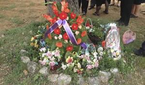 Uzdolje - Knin, Parastos za osmoro streljanih i spaljenih mještana u hrvatskoj agresiji na RSK 1995, 6.8.2014.