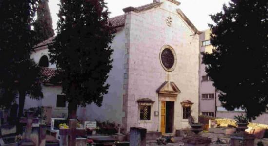 Šibenik, pravoslavno groblje Svetog Spasa. Foto: sibenskiportal.hr