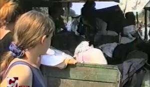 РТРС: Обиљежавање 19 година од прогона Срба из РСК, 04.08.2014.