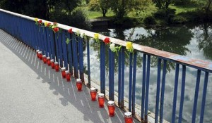 Koranski most, spomen. Foto: Slobodna Dalmacija