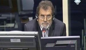 Savo Štrbac, svjedok odbrane Gorana Hadžića. Foto: Sense Tribunal