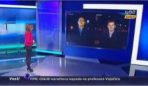 Kako žive Srbi u Hrvatskoj, B92, 18.11.2014.