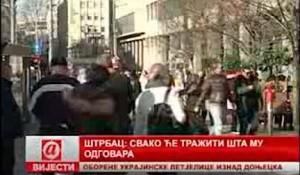 ATV, 03.02.2015., Reakcije na presudu o genocidu – Beograd razočaran, Zagreb razočaraniji