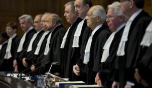 Međunarodni sud pravde u Hagu Foto: Tanjug, 3.4.2015.