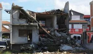 Zadar: Ruševine srpske kuće Foto: Nacionalno vijeće Srba u Hrvatskoj