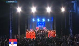 Obilježavanje Dana sjećanja na stradanje i progon Srba, 4.8.2015. Foto: RTRS, screenshot