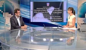 Savo Štrbac: Hrvatskoj je potrebna katarza, 20.8.2015. Foto:RTS,Jutarnji dnevnik