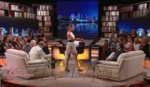 Happy TV, 24.08.2015., Ćirilica: Izbeglice ili migranti - S. Štrbac, B.Jakšić, M.Lazanski, Z.Ćirjaković