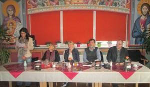 Gostovanje Save Štrbca na programu Kultura sećanja - SPKD Prosvjeta, Beč, 13.12.2015. Foto: DIC Veritas, Srđan Štrbac