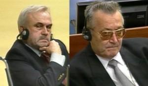 ICTY: Izricanje presude Stanišić - Simatović - nisu krivi Foto: Agencije