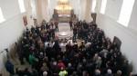 Hina, 23.02.2016., Pakrac: Parastos i sahranjivanje zemnih ostataka četvorice episkopa pakračkih [Video]