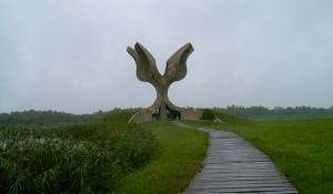 "Jasenovac ""Kameni cvet"" Foto: Politika"