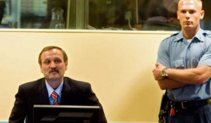 Milan Martić pred Međunarodnim tribunalom u Hagu Foto: Vesti /Tanjug, AP