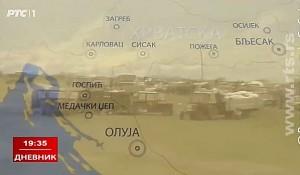 RTS, Dnevnik2: Slučaj Glavaš, još jedan zločin bez kazne? 29.7.2016. Foto: ScreenShot