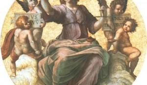 Iustitia (oko 1510), Rafaelo Santi (Raffaelo Raphaël, Sanzio da Urbino, 1483-1520) Foto: ScreenShot