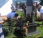 Бањалука: Положени вијенци на споменик палим Крајишницима, 4.8.2016. Фото: РТРС
