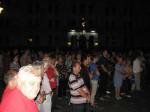 """Ispred Hrama Hrista Spasitelja održan je duhovno-umjetnički program, Banjaluka, 3.8.2016. Foto: DIC """"Veritas"""""""