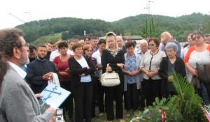 """Svodna: Parstos u Hramu Svetoga Save i pomen Krajišnicima stradalim 1995. godine, 6.8.2016. Foto: DIC """"Veritas"""" / Predrag Cupać"""