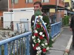 "Novi Grad: Parastos i spomen na mostu spasa na Uni, 6.8.2016. Foto: DIC ""Veritas"" / Predrag Cupać"