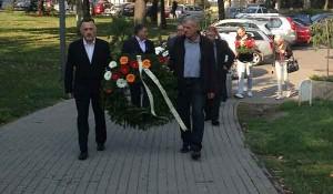 "Beograd:Spomen na masakrirane pripadnike JNA na Koranskom mostu (1991), 21.09.2016. Foto: DIC ""Veritas"", Biljana Trkulja"