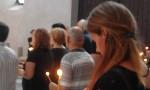 """Crkva Svetog Marka, Parastos Srbima masakriranim u operaciji hrvatskih snaga """"Medački džep"""" 1993. godine, Beograd, 9.9.2016. Foto: DIC """"Veritas"""", Korana Štrbac"""