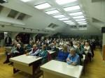 """Promocija knjige Save Štrbca """"Hronika prognanih Krajišnika 4"""", Biblioteka grada Beograda, 20.10.2016. Foto: DIC Veritas"""