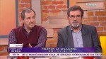 TV Happy, 21.02.2017., Jutarnji program: Štrbac, Vujačić, Linta [Video]