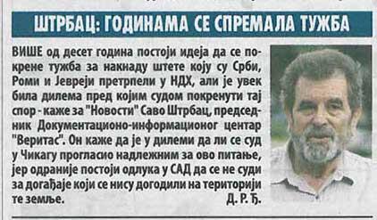 glas srpske banja luka novosti