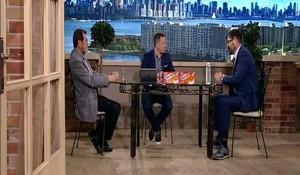 Pink TV, 16.03.2017., Dobro Jutro - Jovana & Srdjan - Savo Strbac, Predrag Savic