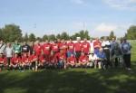 DIC Veritas, 24.05.2017., Ljukovo: Prijateljska fudbalska utakmica između veterana Sjeverne Dalmacije i Like [Foto/Video]