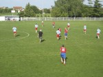 Ljukovo: Prijateljska fudbalska utakmica između veterana Sjeverne Dalmacije i Like , 20. maj 2017.