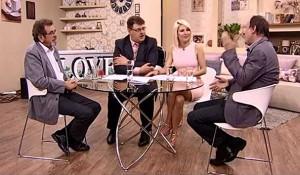 TV Pink: Dobar dan sa Sarapom i Deom - Gosti Savo Štrbac i Mile Bosnić, 26.05.2017.