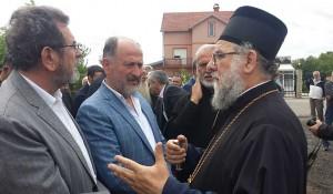 DIC Veritas na osvećenju Crkve Blage Marije u Banstolu, 14.5.2017. Foto: Simo Bobić