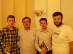 """Banja Luka: Predstavljena knjiga Hronika prognanih Krajišnika 4, 19.6.2017. Foto: DIC """"Veritas"""", Korana Štrbac"""