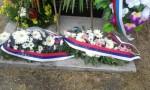 Parastos Srbima stradalim u hrvaskom bombardovanju kod B. Petrovca 1995. Foto: Janko Velimirović