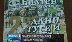 """RTRS, 02.08.2017, Obilježavanje """"Oluje""""- Hrvatska spušta loptu ili ustaštvo seli na drugu lokaciju!? [Video]"""