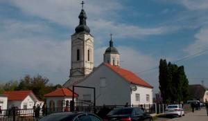 Jasenovac: Manastir Rođenja Sv. Jovana Krstitelja, 9.9.2017. Foto: Korana Štrbac