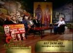TV Naša, 25.9.2017, Samo slovenski sa Milošem Stojkovićem, gostovanje Save Štrbca… [Video]