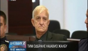 Odbrana najavljuje žalbu na presudu Draganu Vasiljkoviću Foto: RTRS, screenshot Youtube