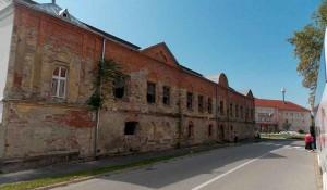 Vladičanski dvor u Pakracu, 9.9.2017. Foto: Korana Štrbac