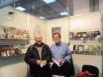 Drugi dan 62. sajma knjiga na Veritasovom štandu Foto: DIC Veritas Tim