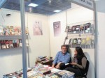 Drugi dan 62. sajma knjiga na Veritasovom štandu Foto: Radmila Schinke
