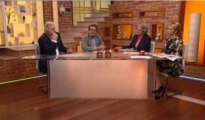 TV Happy, 05.10.2017, Dobro jutro Srbijo - Savo Štrbac i Ratko Dmitrović