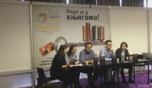 """Promocija knjige Save Štrbca """"Hronika prognanih Krajišnika 5"""", 28.10.2017. [I] Snimak: DIC Veritas"""