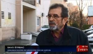 TV Prva, 05.12.2017, Vesti: Izjava Save Štrbca povodom hrvatskog zakona o ratnim veteranima