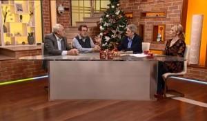 TV Happy, 27.12.2017, Dobro jutro Srbijo: Hoce li ikada biti mira izmedju Srbije i Hrvatske?